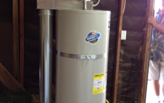 Water Heater - Direct Vent